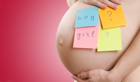 expectant mother Stock Photo - 8086369