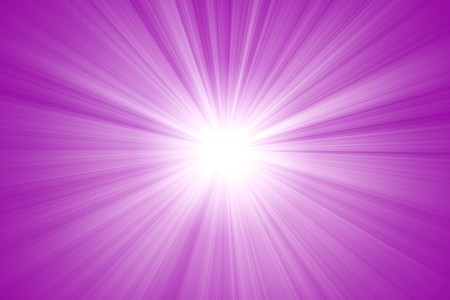 abstract sun with rays Stock Photo - 8087430