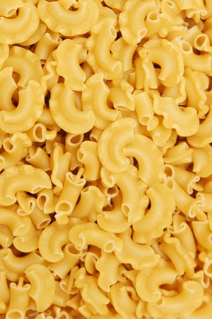 yellow macaroni Stock Photo - 9719281
