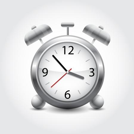 second hand: alarm clock