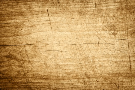table grain: old wooden board, background