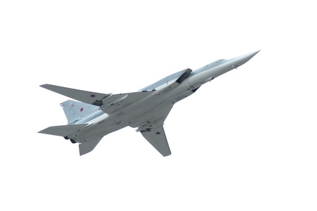 supersonic transport: tu-22 is supersonic bomber