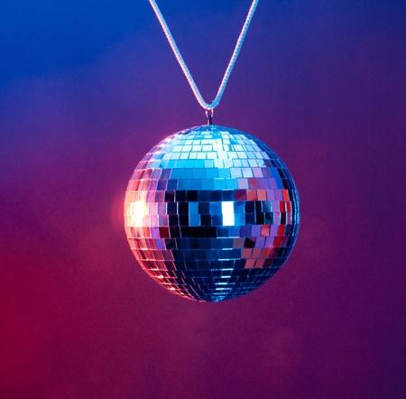 Disco-Kugel Standard-Bild - 12846551