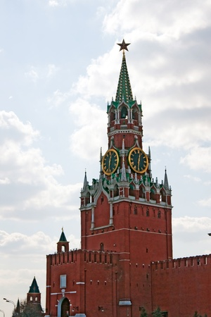 The Moscow Kremlin photo