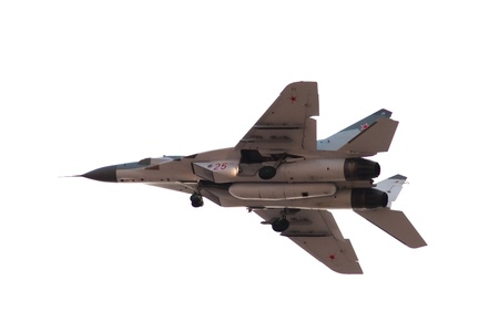 supersonic transport: mig-29 is a fourth-generation jet fighter aircraft