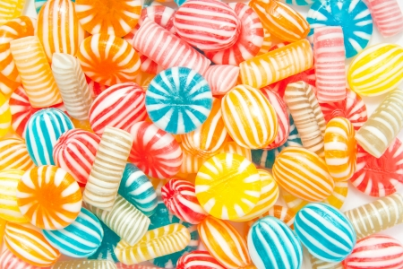 many different color candies, background Stock Photo - 15068923