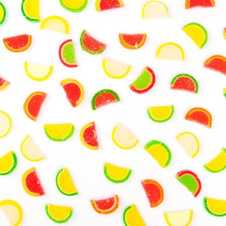 jellies: fruit jellies, oranges, lemons, limes