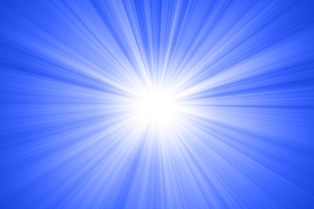 abstract sun with rays Stok Fotoğraf - 36354846
