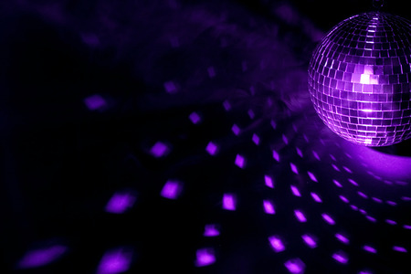 disco ball Standard-Bild