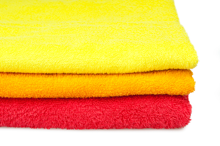 convolute: color towels