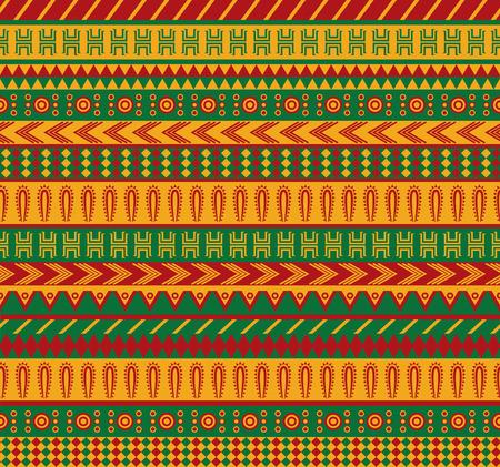 Vecteur seamless pattern avec des éléments traditionnels mexicains Banque d'images - 33453753
