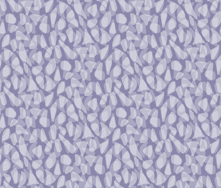 vector seamless pattern with dimensional effect