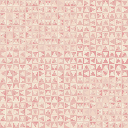 industria textil: vector seamless pattern with triangles, faded effect, a print for textile industry