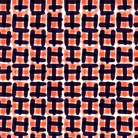 textile industry: vector design fot textile industry, seamless pattern Illustration