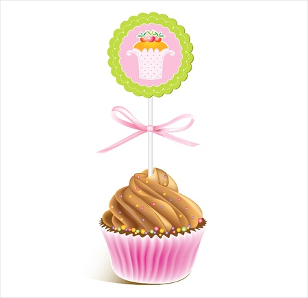 cake decorating: Cupcakes