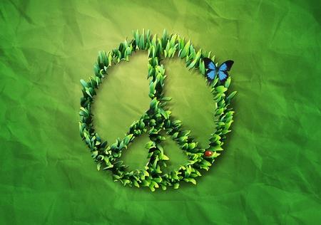 harmony idea: Green peace