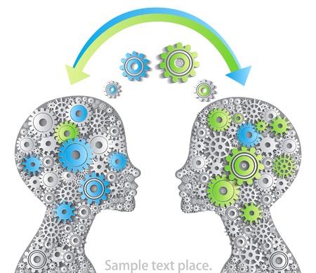 Idée pour votre échange de données de tête