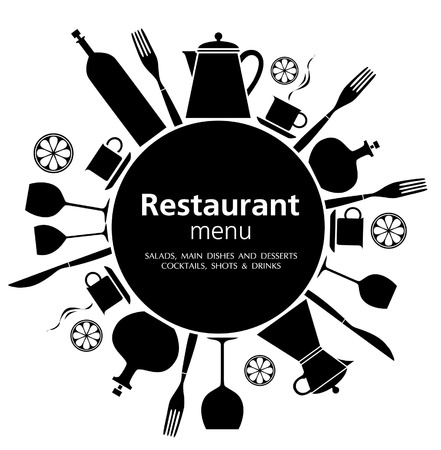 food and wine: menu