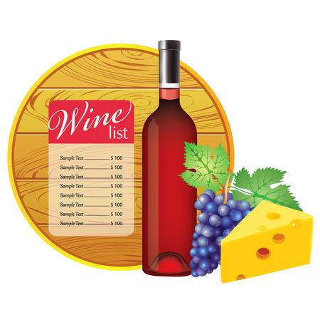 oldfield: wine list
