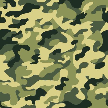 camouflage pattern: Seamless pattern camouflage Vettoriali