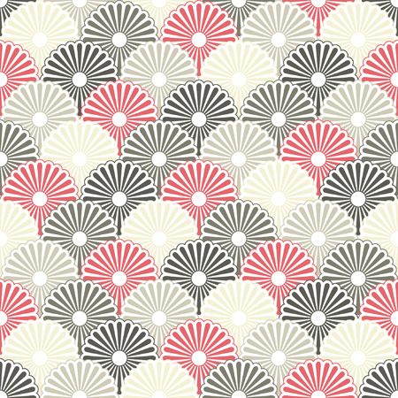 patterns japan: Japanese seamless background