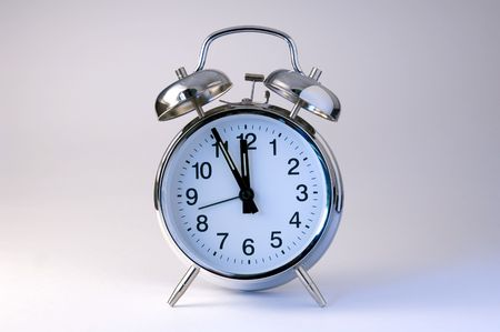 temporal: Alarm Clock isolated
