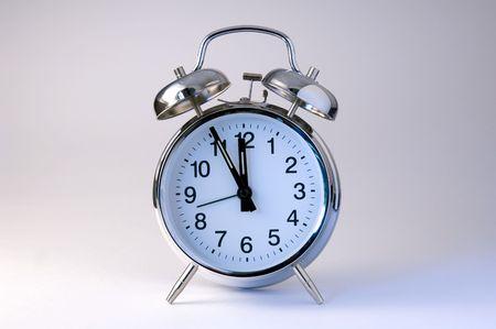 Alarm Clock isolated Stock Photo - 413717
