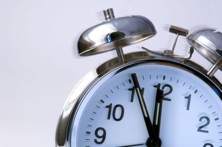 missed: clock