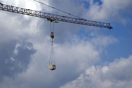 Crane Stock Photo - 417113
