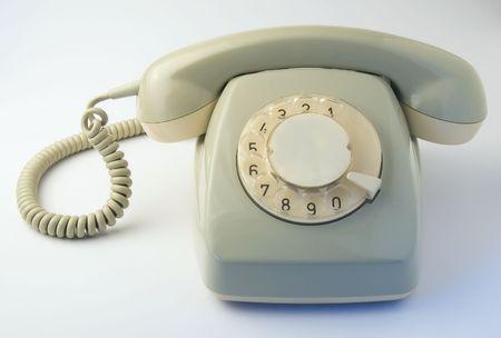 caller: vintage phone