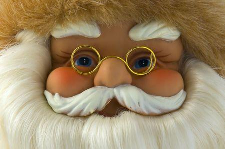Santa Claus close-up  Foto de archivo - 506806