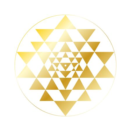 Sri Yantra, Sacred Geometry