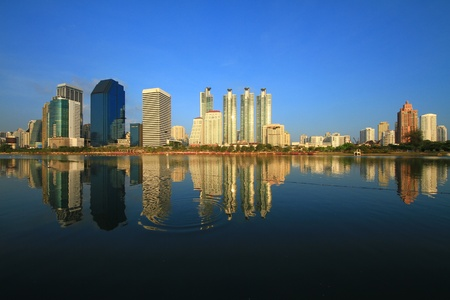 benjakitti: Benjakitti Park, Bangkok, Thailand