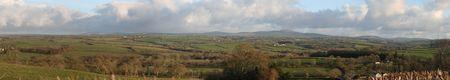 pembrokeshire: Preseli Hills, Pembrokeshire - Panorama