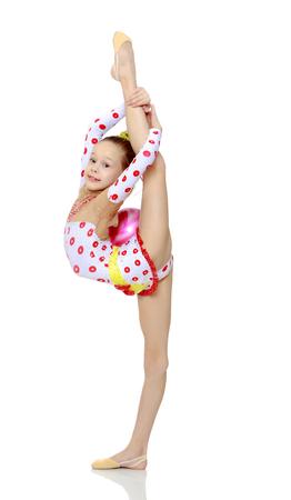 Gymnastin die spaltet