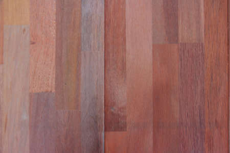 the brown wood texture of floor  photo