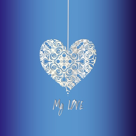 MY LOVE Illustration