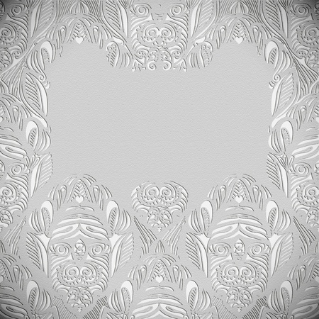 background, tribal or tattoo style Vector