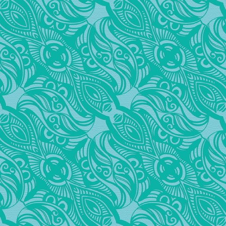 seamless pattern in two bright colors tattoo style for design projects
