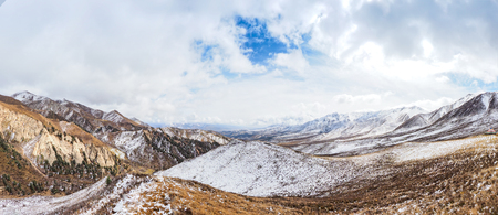 Qilian Mountain scenery