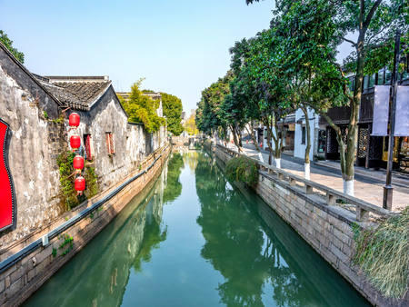 Suzhou Pingjiang Road Historic District