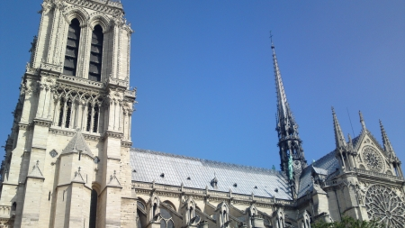notre dame: Notre Dame Cathedral