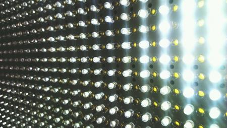 LED 조명 확대 스톡 콘텐츠 - 23965115