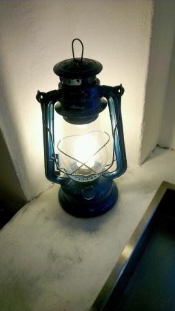 oillamp: Oil lantern Stock Photo