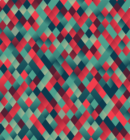 Colourful weave background