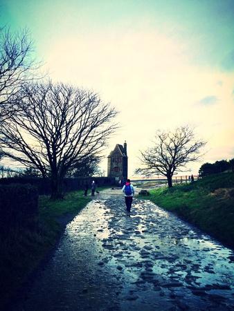 sunday: Sunday walk to the tower