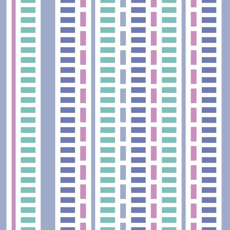 Pastel line stripe vector repeat pattern. Perfect for gift, products, scrapbooking, wallpaper, home. Repeat pattern design.