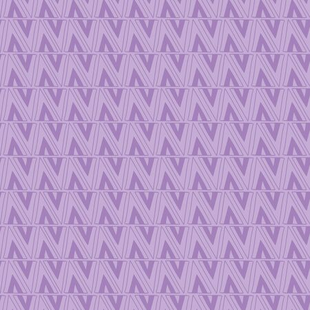 Diamond triangle geometric stripe. Vector repeat. Great for home decor, wrapping, scrapbooking, wallpaper, gift, kids, apparel.