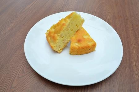 pomme: cake apple