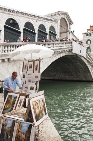 rialto: Venice rialto